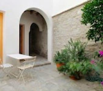 Loft Casco Antiguo con patio - Tarifa - Loft