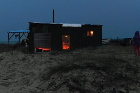 Cabaña en Cabo Polonio, Uruguay - Huis