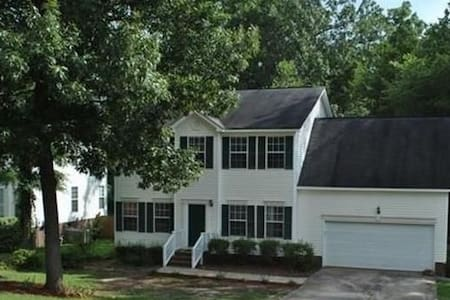 Newly renovated 5 BR.  Cozy furnishings. - Irmo