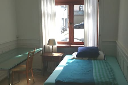 Nice room near the center of Zurich - Zürich - Wohnung