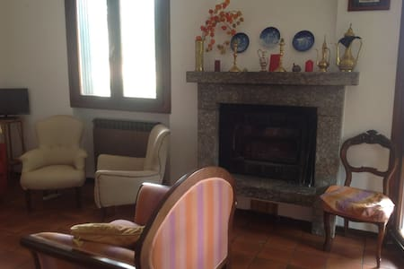 Cozy Family Home with Garden - Malegno - House