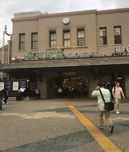 Tokyo/Ueno station/4mim/(001)/Studio - Rumah bandar