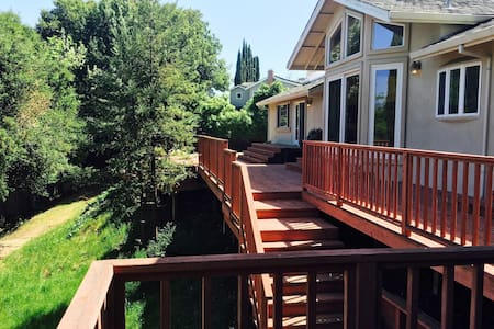 Got Room? Indeed: 1BR in huge Silicon Valley home - Los Altos - House
