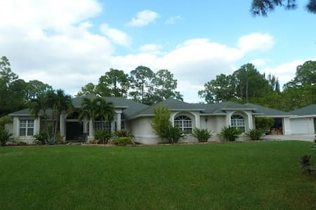 West Palm Beach Home Rental - Maison