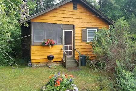 Private Adirondack 1 bedroom Cabin - Johnsburg - Cabin