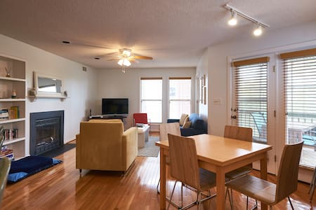 The Lark: pet friendly condo w/ sound views, pool - Appartement