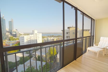 New – 2 Bedroom Apartment with Incredible Views - West Perth