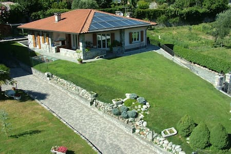Villa a Lenno, Silvano - Lenno