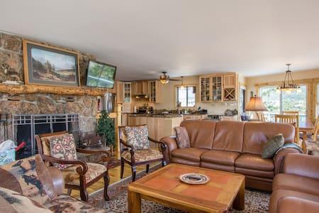 Gorgeous Estes Lake Haus & Lake Estes Cabin - Estes Park