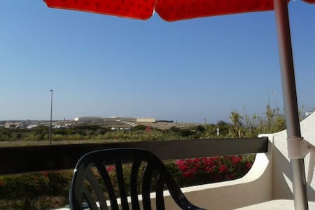Sea view flat on SW tip of Europe - Wohnung