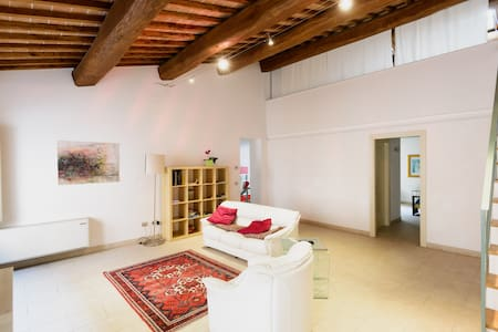 In the medieval center of Siena - Siena - Apartment