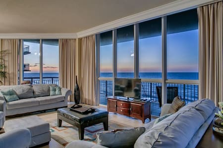 The MOST STUNNING Ocean Front Condo