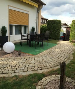gemütliches wohnen auf dem Dorf - Viereth-Trunstadt - Dom
