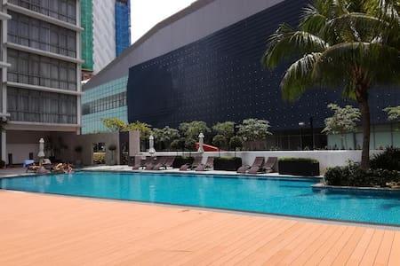 Cosy friendly Homestay KL city centre - Kuala Lumpur - Byt