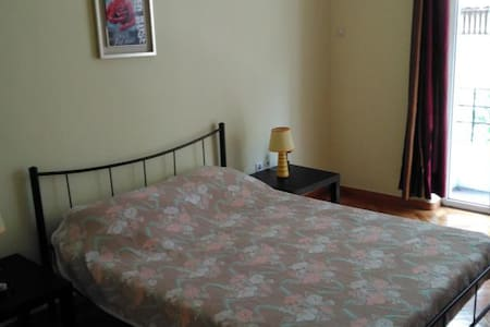 Classic Double Room with Balcony - Athina