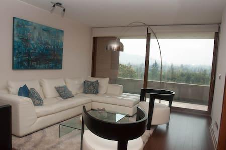 Santiago Lo Barnechea Chile luxury&modern - Lakás