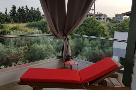 Villa Evita  - Afytos - Leilighet