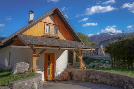 Chalet Hike&Bike by the riverBohinj - Bohinj - Alpstuga