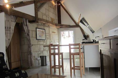 Appartement au coeur de la vallée des Rois - Varennes-sur-Loire