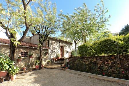Granja Villino del Grillo en San Gimignano SI - Casa