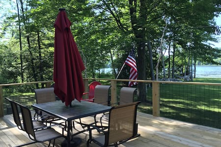 Escape this Fall at The Birches - Ludington - House