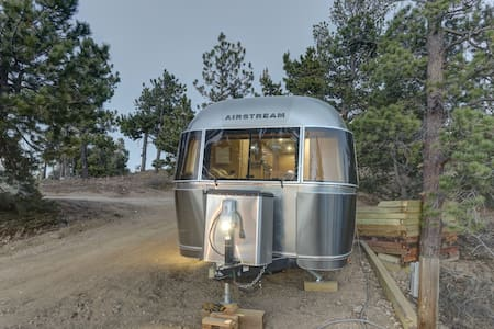 NEW Airstream Cozy in Nederland - Nederland