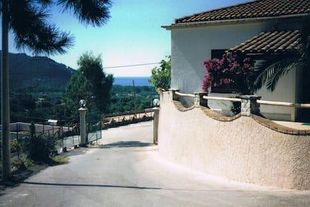 Villa al chiar di Luna - Super panoramica Palinuro - Palinuro