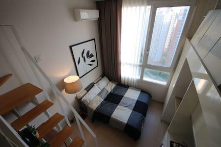 [B] Center of Myeongdong&Hongdae - Apartment