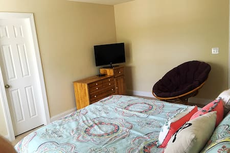 Comfortable Spare Room - House