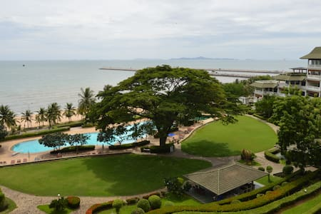 Luxury Residence Sea View 236sqm!!! - Daire