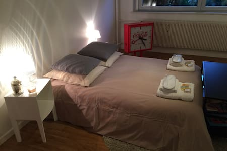 COSY/QUIET STUDIO CLOSE DOWN TOWN - Appartement en résidence