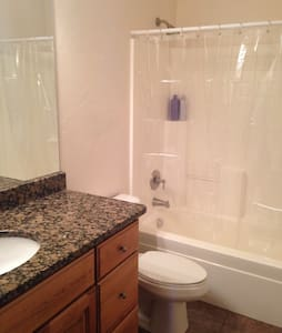 Private bed & bath by Orem Center lots of privacy! - Townhouse