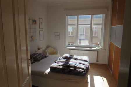 Lovely flat in center of Aalborg - Apartment