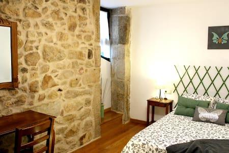 Habitación doble con baño privado - Vilagarcía de Arousa - Bed & Breakfast
