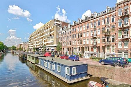 Luxury Apartment with best canal view of Amsterdam - Amsterdam - Apartment