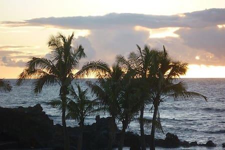 """Chez Hiva"" Bungalow Orchidée- close town & beach - Hanga Roa"