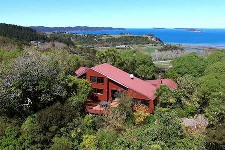 The Lodge - Tawharanui Peninsula - Ev