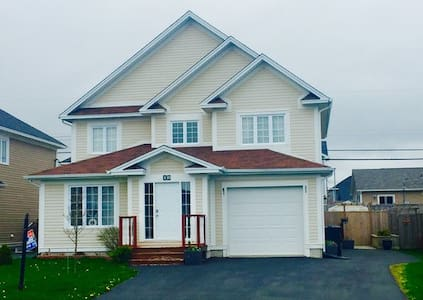 Executive Home in upscale neighborhood - St. John's
