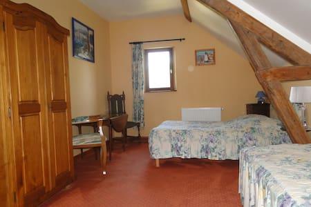 Chambre avec vue sur mer - PENNEDEPIE - House