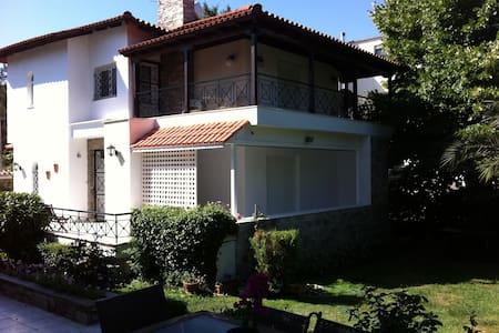 House & Garden at Thessaloniki Panorama - Panorama