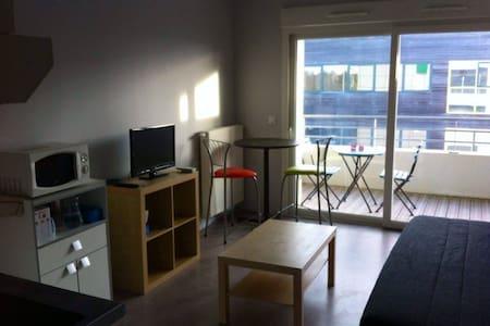 Appartement au calme de 23m2 avec balcon. - La Rochelle