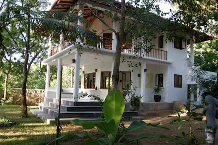 The White House - Hambantota - Bed & Breakfast