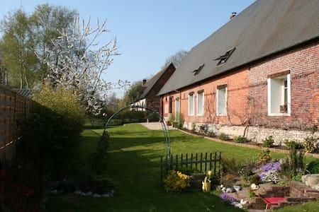 Ancienne dépendance du château - Hugleville-en-Caux - House