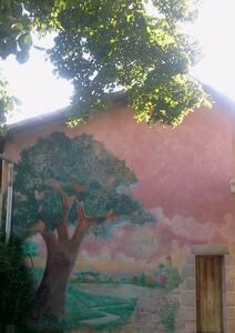 maison de campagne cadre idyllique - Dom