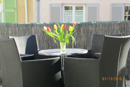 Old Antibes and Terrasse - Antibes - Wohnung