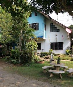 Authentic Thai house - Haus
