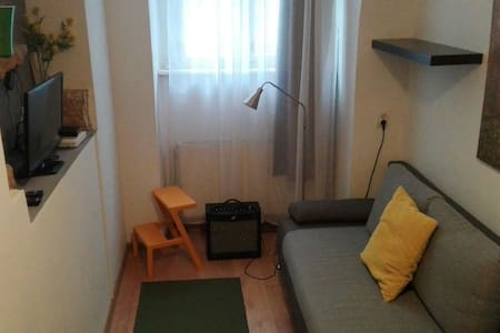 Small studio in the city center - Cluj-Napoca - Pis