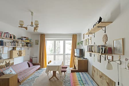 A nice apartment in Warsaw - Apartment