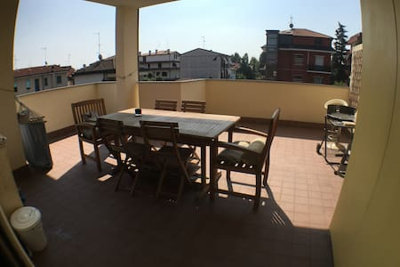 NEW APARTMENT WITH BALCONY - Apartment