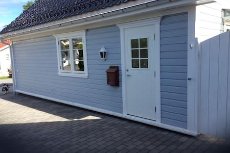The little Blue House - Skien - Byt